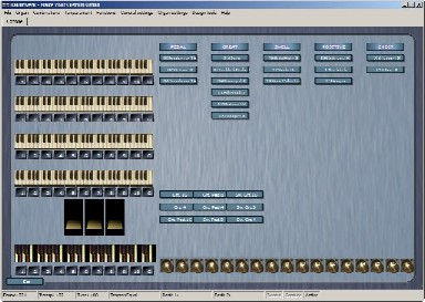 Create your virtual organ in less than 2 minutes