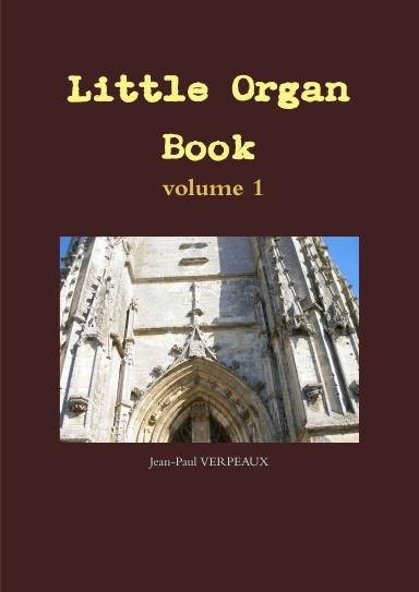 little organ book