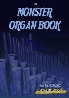 cover of the monster organ book