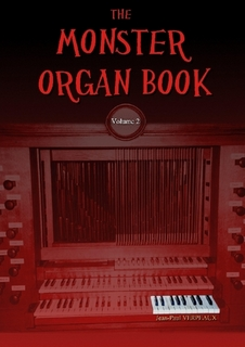 cover of monster organ book volume 2