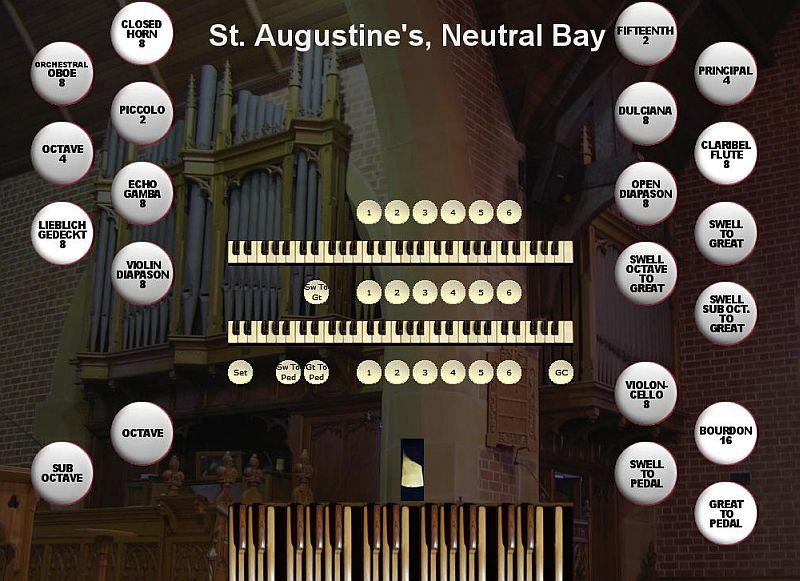 Ste Augustine