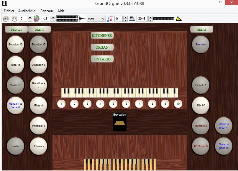 Kitchener-1 for GOrgue